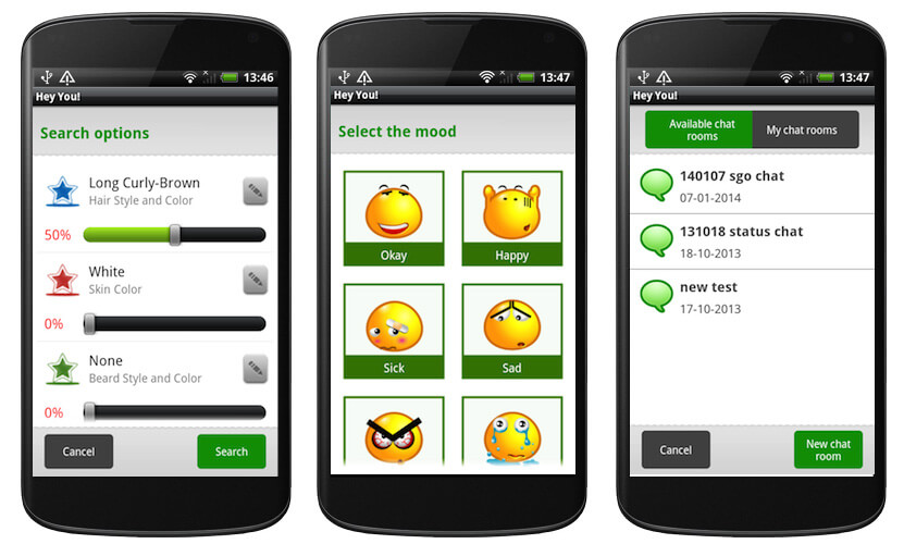 How To Code A Chat Room App Android Json